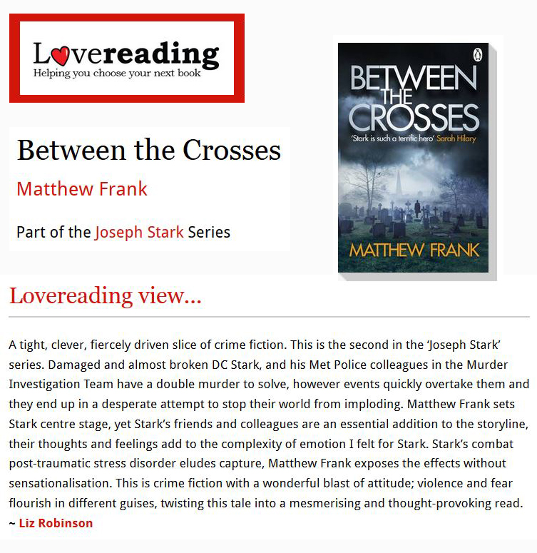 LoveReading BTW 1st Review